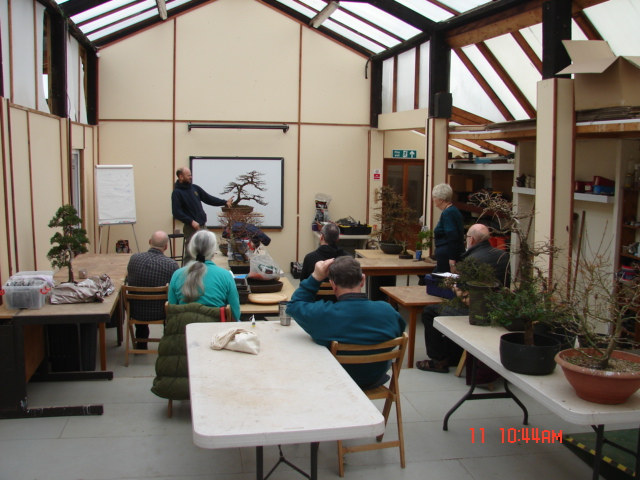 Peter Warren Workshop – SOLD OUT