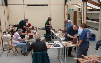 Make your own pot workshop