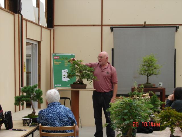 Novice/Intermediate Workshop